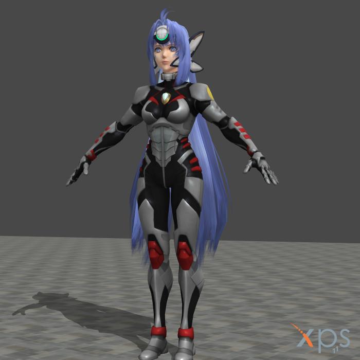 Gigantic KOSMOS (MOD) for XNALARA by HeroineFactory