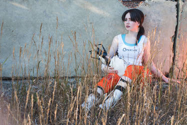 Chell by sDeGently
