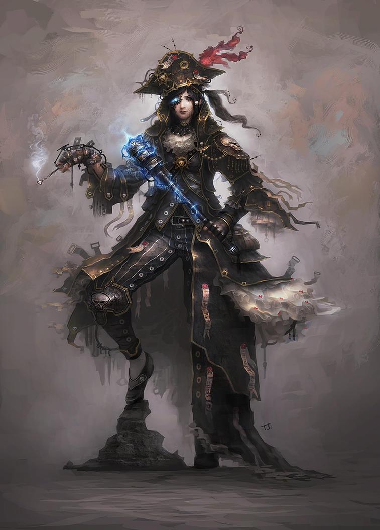 Lady E. Orleands by trejoeeee
