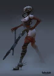 T. Mistress by trejoeeee