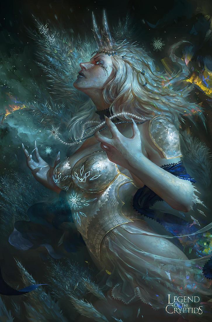 Applibot - Ice Princess Adv by trejoeeee