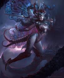 Lilith Mobius Final Fantasy
