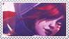 xayah stamp by Kushorai