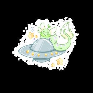 [Yuikadia: Adopt] Squitl #3 Alien (CLOSED)