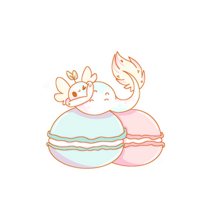 [Yuikadia: Adopt] Macaroons (CLOSED)