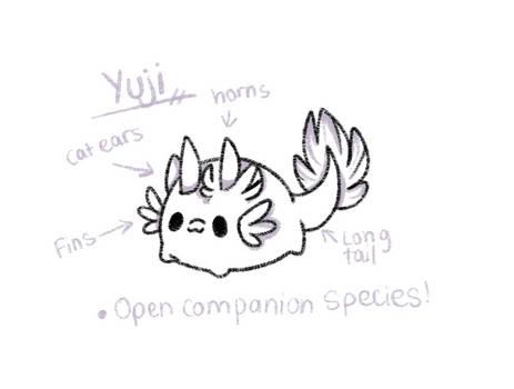 [Yuikadia: Companion Species] Introducing Yuji!