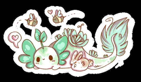 [Yuikadia: Adopt] Garden Friend (CLOSED)