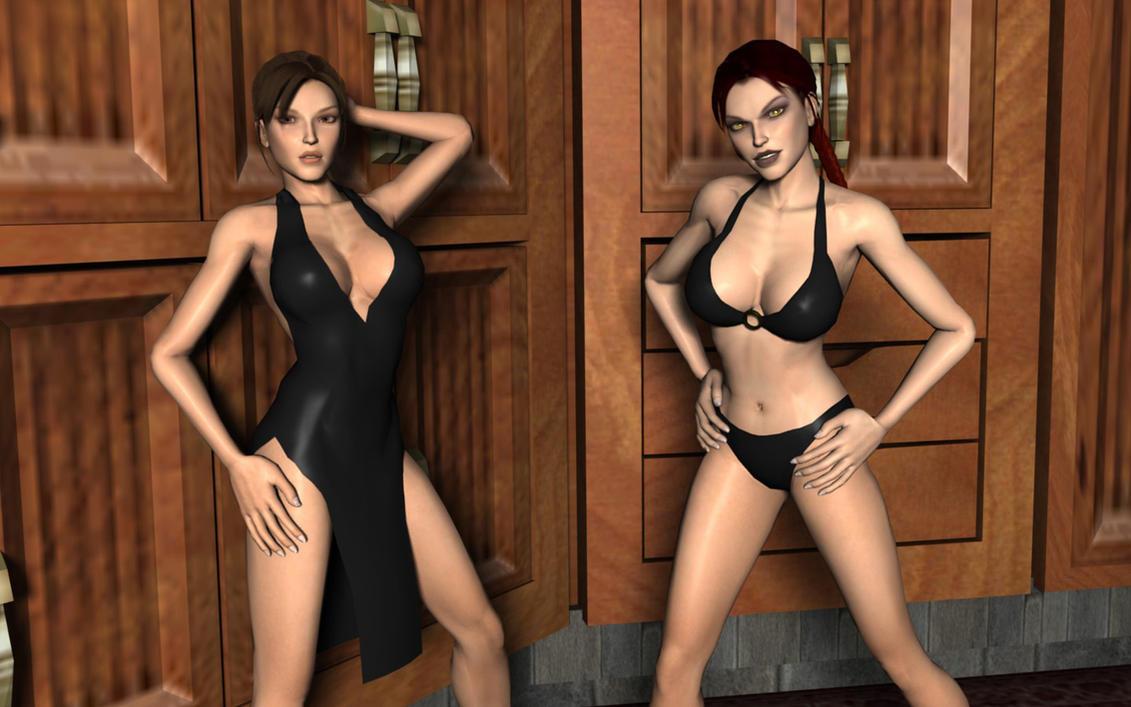 Lara croftгђђnude mod erotic photos