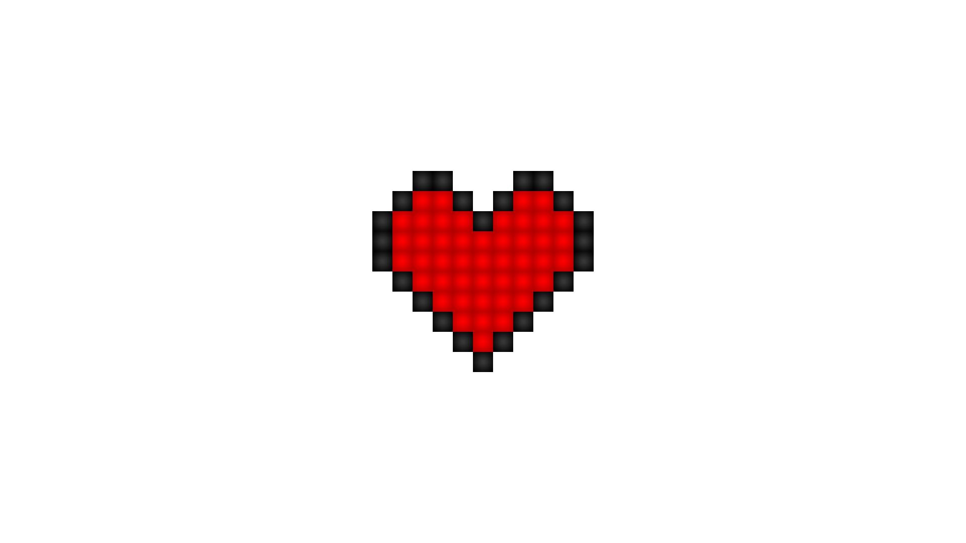 pixel heart 1920x1080 by somebodyslime on deviantart. Black Bedroom Furniture Sets. Home Design Ideas