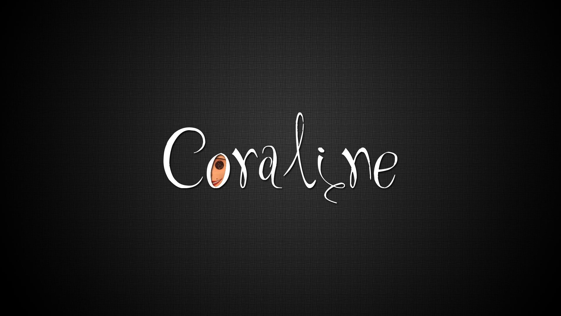 Fondos De Pantalla De Caroline: Coraline Wallpaper 1920x1080 By SomebodySlime On DeviantArt