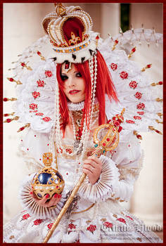 Trinity Blood: Your Queen