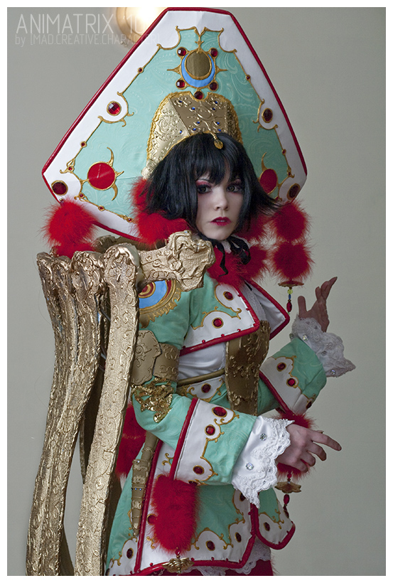 Trinity Blood: Seth by Astarohime