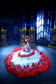 Trinity Blood: Queen of roses