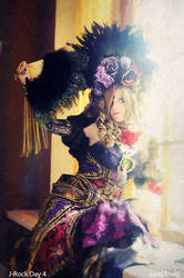 Versailles: Purple witch by Astarohime