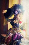 Versailles: Purple witch