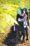 Vocaloid: Miku and Kaito