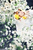 TsubasaRC: Sakura in her dream by Astarohime