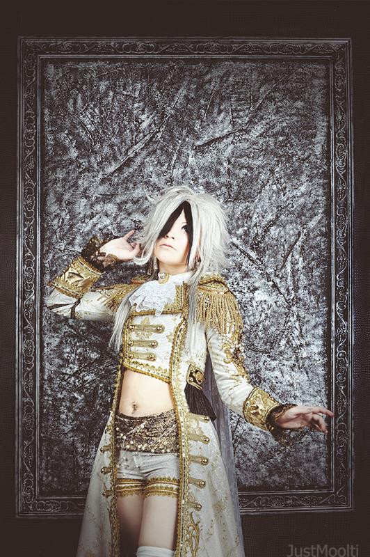 Versailles: Teru by Astarohime