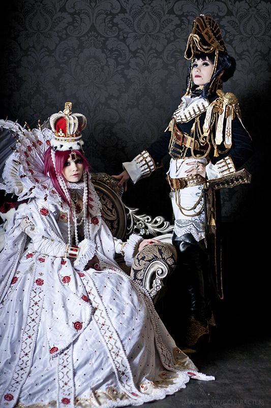 TrinityBlood: Royality by Astarohime