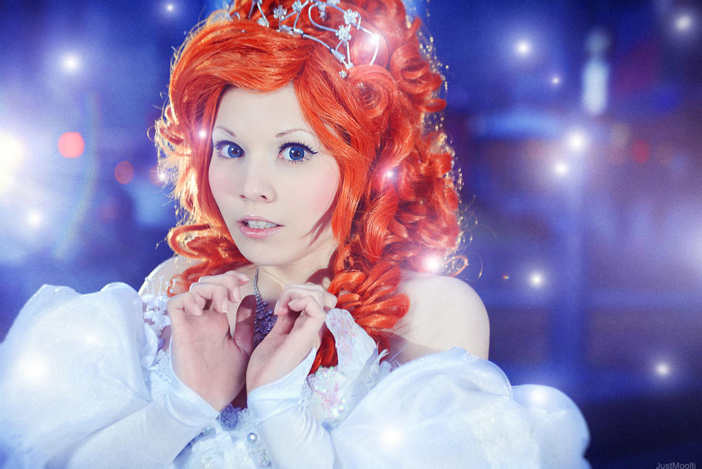 Enchanted: Oh my!.. by Astarohime