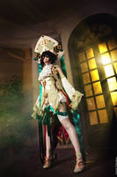 Trinity Blood: Anger by Astarohime
