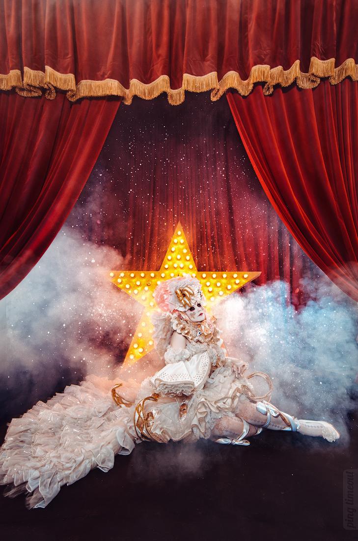 Sakizo: La Cirque by Astarohime