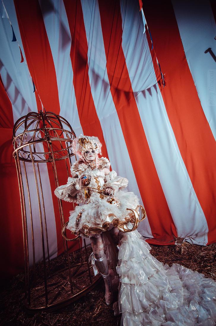 Sakizo: Circus by Astarohime
