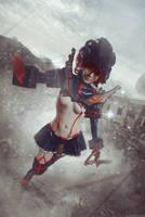 Kill la Kill: Senketsu by Astarohime