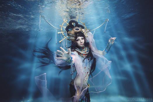 Adekan: Dancing mermaid