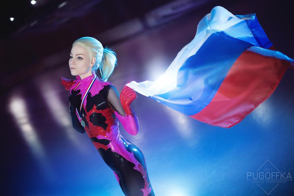 Yuri on Ice: Yuri Plisetsky by Astarohime