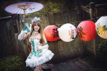 Kotori Minami - Chinese New Year by Astarohime