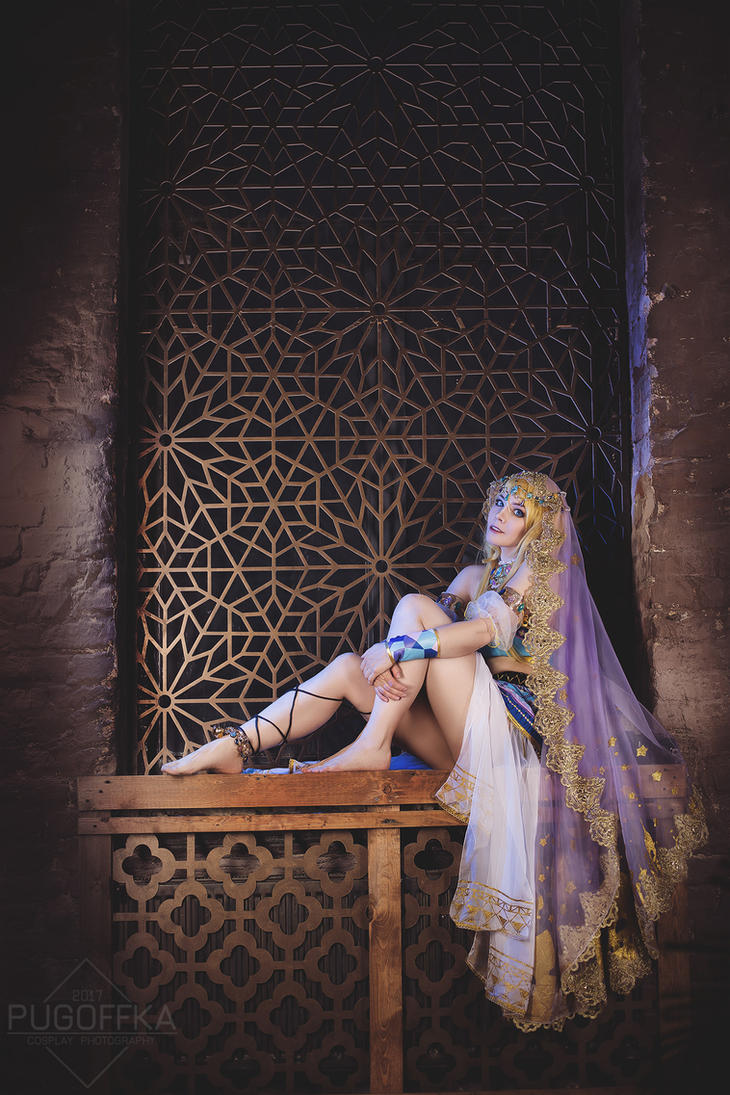 Eli Ayase - Arabic by Astarohime