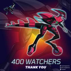 Ultimate XLR8 (400 Watchers)