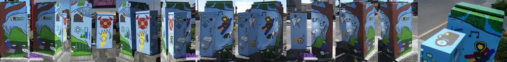 Utility Box2 - Education n Future