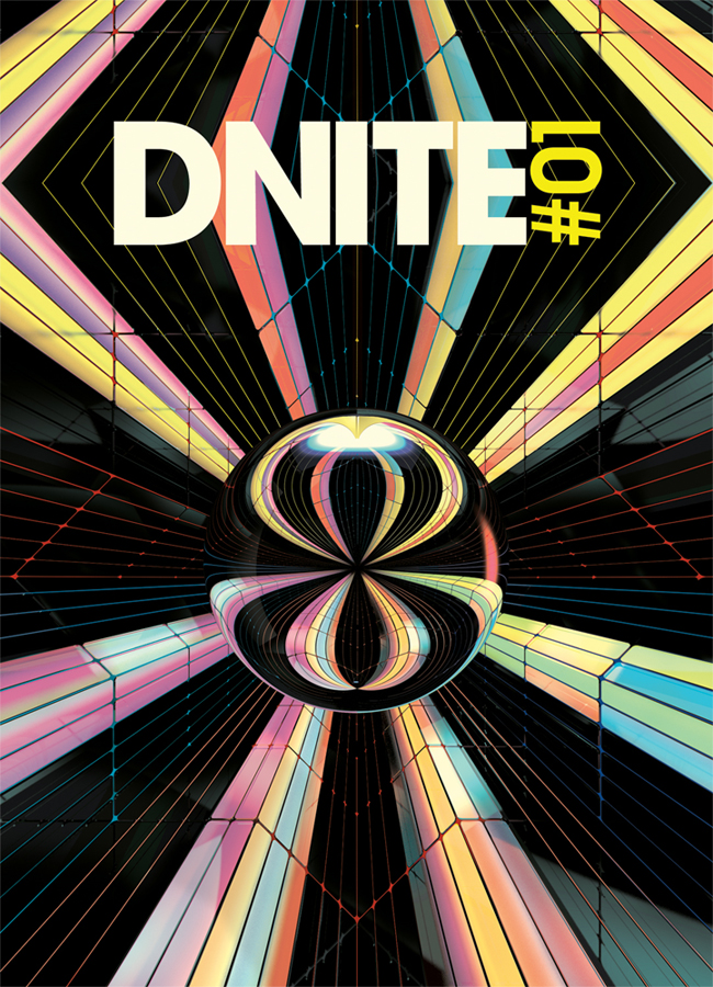 Dnite 01 Cover by Rodier