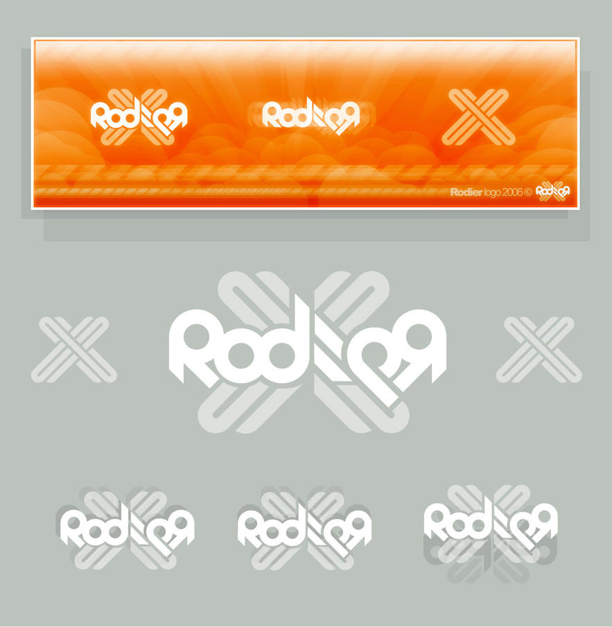 Rodier logotype 2006 by Rodier