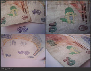 Printing on Money :experiment: by Rodier