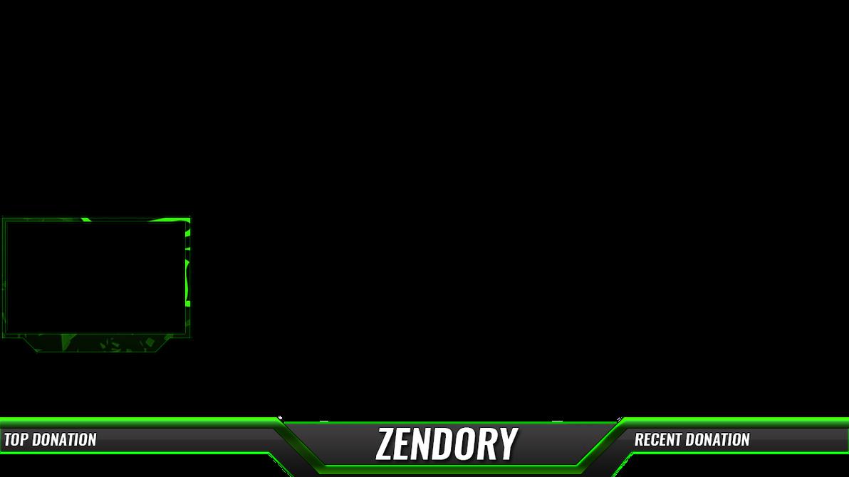 Twitch CSGO Overlay Zendory by JaegerPangaia on DeviantArt