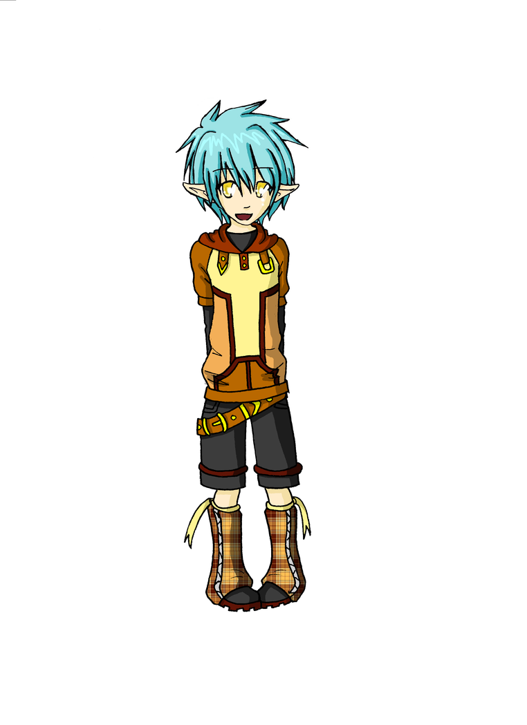 D Artiste Character Design Download : Character design pluttovin normal outfit by