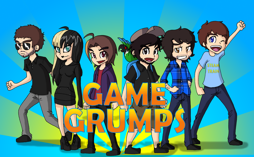 The Grump Gang by LankySandwich
