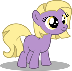 Filly Vector Commission