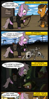 Pony Vegas - Day 1: Free stuff wherever she looks