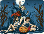 Halloween Witches