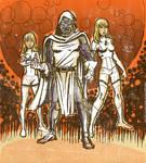 Triumvirate of the Battleworld