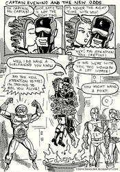 Odd Shorts 2 by TheCosmicBeholder
