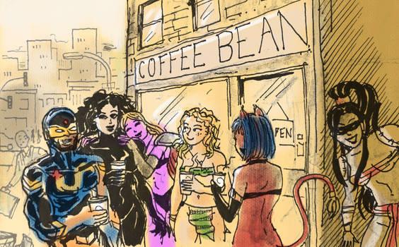 Super Coffee Break