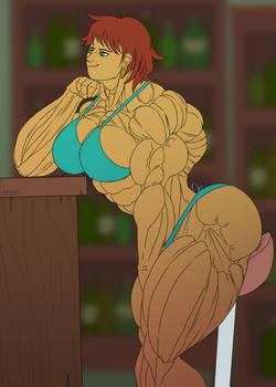 Bar Girl