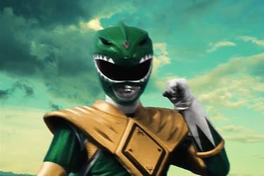 Green Dragon Ranger by kschlueter
