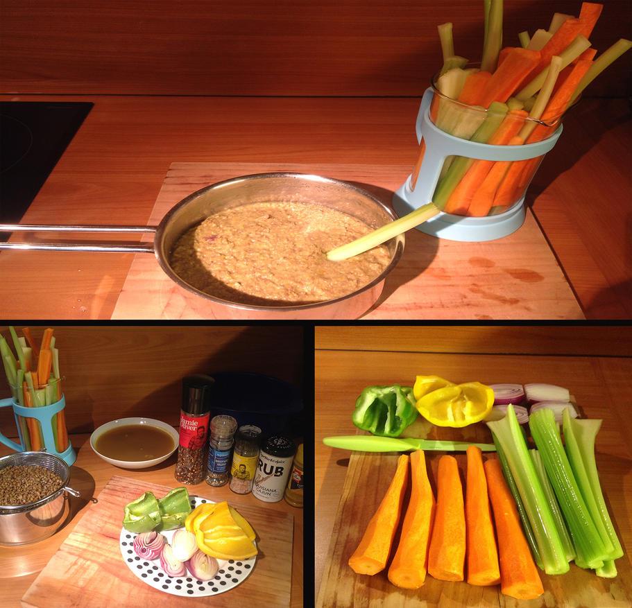 Vegan Party Food by Baalbaki