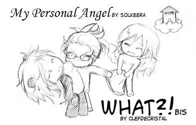 Reacting to p122 of My Personal Angel by Solkeera